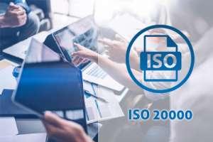 ISO 20000 Gestione dei servizi IT Certificare il proprio Sistema di Gestione dei Servizi IT attraverso la ISO 20000 significa concretizzare l'impegno dell'Azienda verso servizi informatici e infrastrutture affidabili