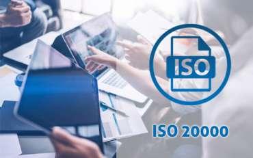 Certificazioni ISO 20000 Gestione dei servizi IT