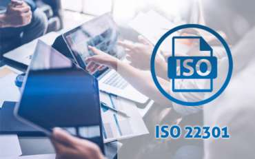 Certificazioni ISO 22301 Sistema di Gestione per la Business Continuity