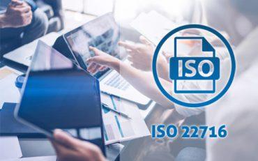 Certificazioni ISO 22716 – Pratiche di buona fabbricazione prodotti cosmetici