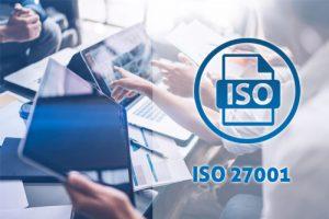 """ISO 27001 Sistemi di Gestione della Sicurezza delle Informazioni Si tratta di in """"sistema di gestione della sicurezza delle informazioni"""", è la norma ideale per chi tratta informazioni proprie o di terzi e per le quali la protezione delle informazioni rappresenta un aspetto di particolare rilevanza."""