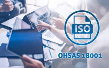Certificazioni OHSAS 18001 Sistemi di gestione sicurezza e salute sul luogo di lavoro